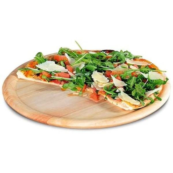 Grande assiette en bambou | Vivre-Bambou.com